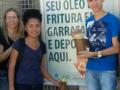 Inauguração do Ponto de Coleta de Óleo Usado. Univasf. Juazeiro-BA.10/08/2017.