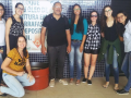 Inauguração do Ponto de Coleta de Óleo Usado. Univasf. Petrolina-PE. 08/08/2017.