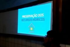 'Preservação dos recursos hídricos' é tema de atividades desenvolvidas pelo PEV em escola de Juazeiro