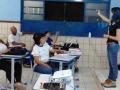 'Preservação dos recursos hídricos' é tema de atividades desenvolvidas pelo PEV em escola de Juazeiro. 05/10/2017