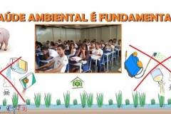 Prevenção de Zoonoses e cuidados com os agrotóxicos movimentam escolas