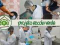 PRODUÇÃO DE SABÃO COM MATERIAIS RECICLÁVEIS