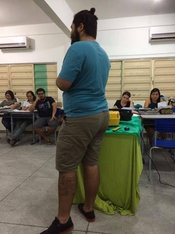 Atividades de Ambientalização. Escola São Domingos Sávio. Petrolina-PE. 02-09-2016