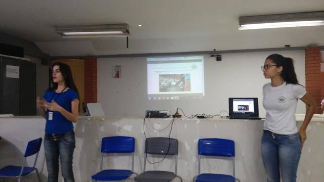 Ambientalização. Escola Polivalente Américo Tanuri. Juazeiro-BA. 19-05-2016