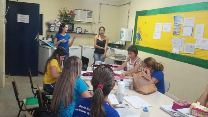 Atividade de ambientalização - Escola João Batista - Petrolina-PE - 30.09.15