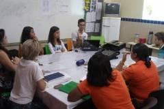 Professores e gestores são mobilizados para ambientalização de escolas