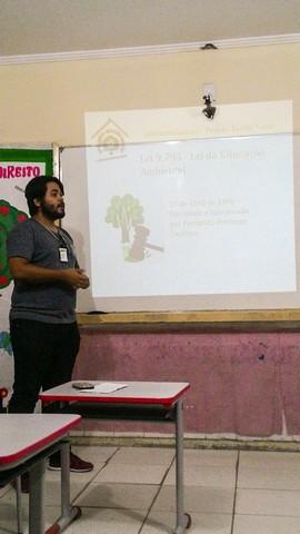 Atividade de Ambientalização - Escola Tancredo Neves - Juazeiro-BA - 04.03.16