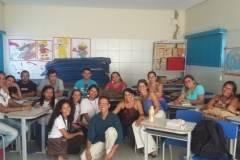Professores e gestores são sensibilizados para ambientalização de escolas