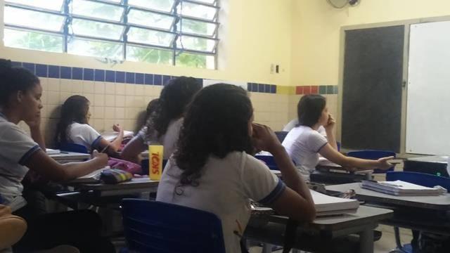 Ambientalização. Escola Dom Malan. Petrolina-PE. 30-05-2016