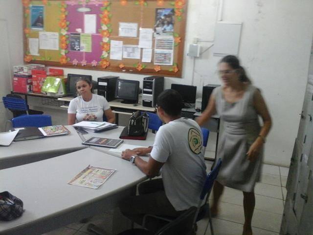 Ambientalização. Escola Hildete Lomanto. Juazeiro-BA. 01-06-2016