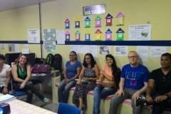 Professores, gestores e alunos são mobilizados para ambientalização de escolas