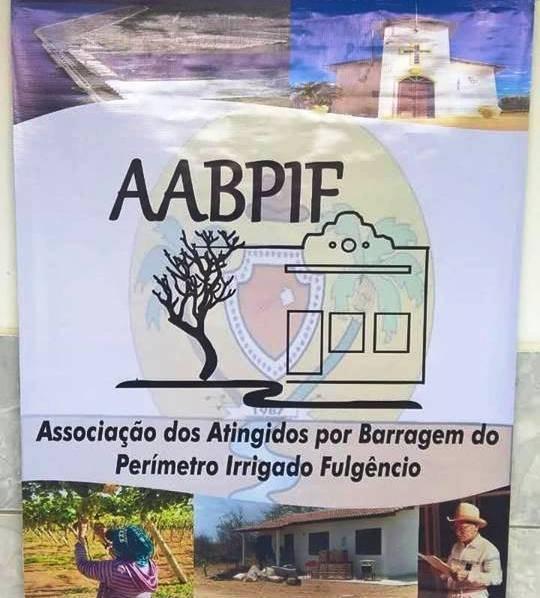 Reunião com professores, gestores e líderes comunitários. Associação dos Atingidos por Barragem do Perímetro Irrigado Fulgêncio (AABPIF). Santa Maria da Boa Vista (PE). 20/09/2018.