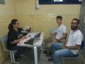 Atividade Ambientalização. Escola EREM Dr Pacifico Rodrigues da Luz. Petrolina-PE. 09/03/2020.