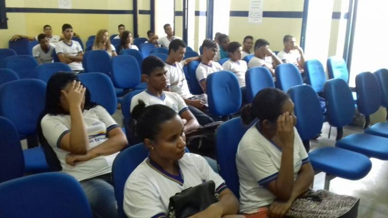 Programa Escola Verde e escola realizam ações de Saúde Ambiental, Petrolina (25/10).