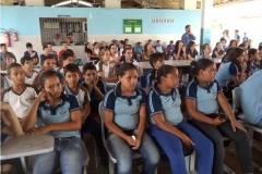 Projeto Escola Verde inicia atividades em escola de Aroeiras-PB