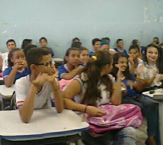 Promoção da Coleta Seletiva. Escola Antonilio de França Cardoso. Juazeiro-BA. 08-06-2016 (3)