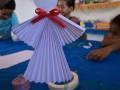 Atividade Reciclagem. escola do Projeto de Ação Comunitária de Sobradinho-BA. 18/11/2019.