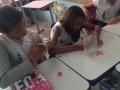 Arte Ambiental. Reciclagem e armadilhas para o mosquito Aedes aegypti. Escola Antonilia de França Cardoso. Juazeiro-BA. 29-04-2016