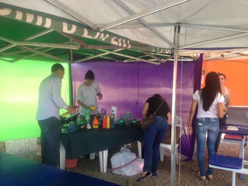 Reciclagem e coleta seletiva - ACAVASF - Dia do Campo Limpo - Petrolina-PE - 18.08.15