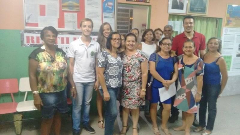 Atividade sobre recursos hídricos - Colégio Antonílio da França Cardoso - Juazeiro-BA - 12.11.15