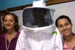 Resgate e preservação das abelhas