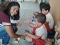Atividade Reciclagem. Escola Francisca Aurora. Salgueiro-PE. 04/11/2019.