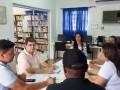 Atividade Ambientalização. Escola Professora Judith Gomes de Barros. Santa Maria da Boa Vista-PE. 17/05/2019.