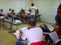 Apresentação ocorreu em duas escolas do PI. Ação abordou atuação e metodolodias do PEV.