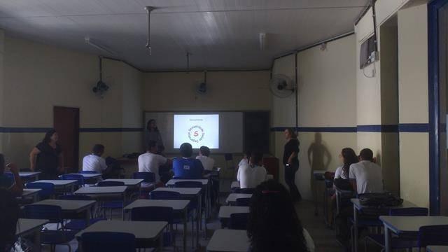 Saúde Ambiental. Escola João Barracão. Petrolina-PE. 01-06-2016