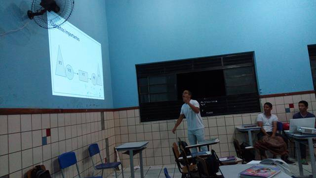 Saúde Ambiental - Zoonoses. Escola Rui Barbosa,. Juazeiro-BA. 24-05-2016