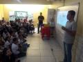 Saúde Ambiental impactou 102 alunos das escolas Estadual Gercino Coelho e Municipal Ariano Suassuna, em Petrolina. Atividade foi nos dias 02 e 03 de agosto.
