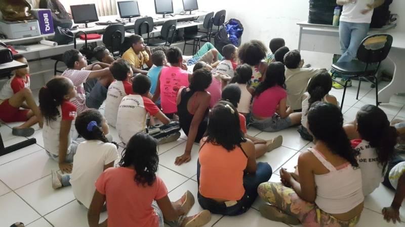 Atividade sobre zoonoses - Escola Joca de Souza - Juazeiro-BA - 17.11.15