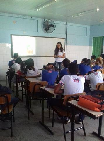 Saúde Ambiental. Plantas Medicinais. Escola Antonilio de França Cardoso. Juazeiro-BA. 15-09-2016