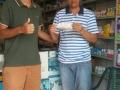 Ação distribuiu sementes das mudas de Mucuna e Milheto (Juazeiro, 09/02).