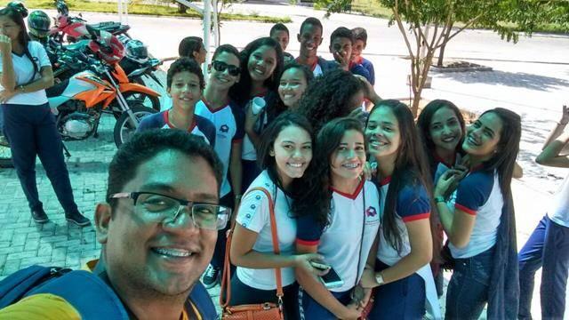 Visita tecnica ao Cemafauna. Escola Modelo Luis Eduardo Magalhaes. Juazeiro-BA. 14-04-2016 (12)