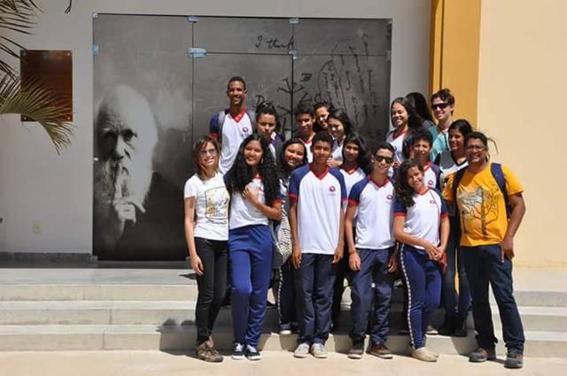 Visita tecnica ao Cemafauna. Escola Modelo Luis Eduardo Magalhaes. Juazeiro-BA. 14-04-2016 (13)