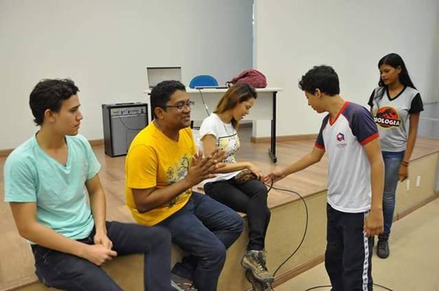 Visita tecnica ao Cemafauna. Escola Modelo Luis Eduardo Magalhaes. Juazeiro-BA. 14-04-2016 (14)