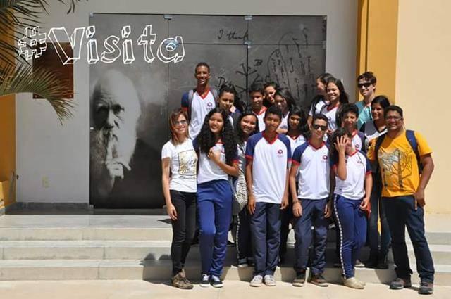Visita tecnica ao Cemafauna. Escola Modelo Luis Eduardo Magalhaes. Juazeiro-BA. 14-04-2016 (16)