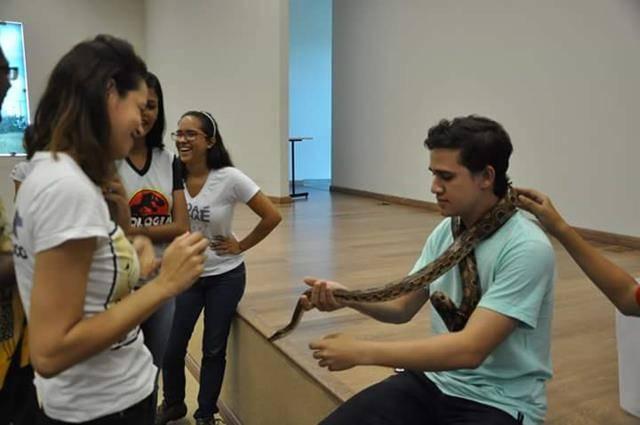 Visita tecnica ao Cemafauna. Escola Modelo Luis Eduardo Magalhaes. Juazeiro-BA. 14-04-2016 (18)