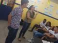 Atividade Saúde Ambiental. Escola Moysés Barbosa. Petrolina-PE. 25 e 31/10/2019.