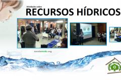 Sensibilização sobre preservação dos recursos hídricos
