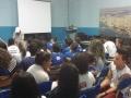 Saúde Ambiental - Perigos e Cuidados com os Agrotóxicos. Escola Lomanto Júnior. Juazeiro-BA. 07-07-2016