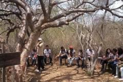 Trilha Ecológica na Caatinga