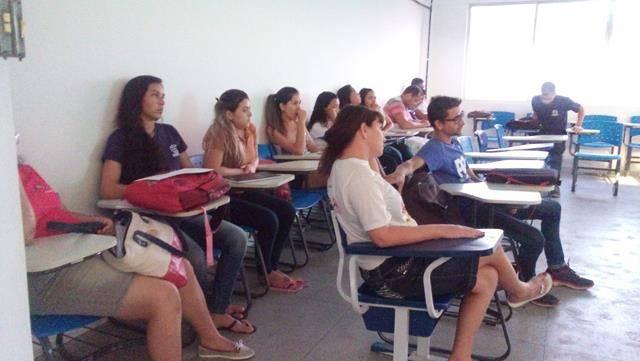 I Semana da Árvore. Universidade de Pernambuco. Petrolina-PE. 22-09-2016