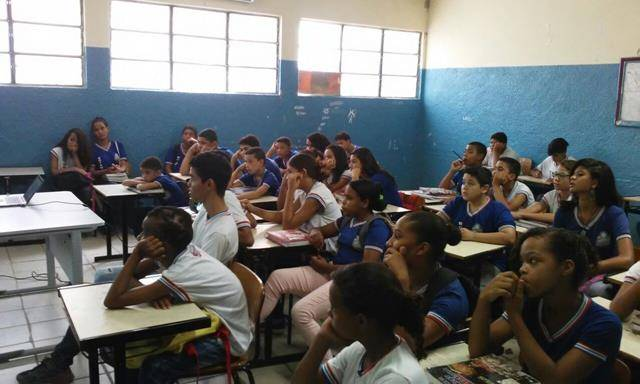 Atividades sobre recursos hídricos. Escola Helena Celestino. Juazeiro-BA. 10-06-2016