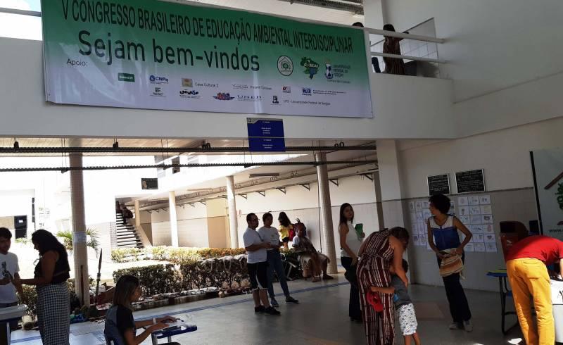 V COBEAI. UFS - CAMPUS SÃO CRISTÓVÃO. SERGIPE. 06, 07 e 08/12/2019.