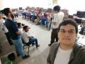 Atividade Arborização. Escola Municipal Professor José Joaquim. Petrolina-PE. 29/08/2019