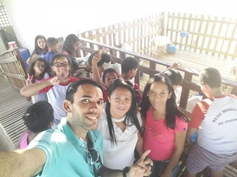 Visitas ocorreram na barragem de Sobradinho e no CCA da Univasf.