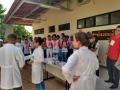 Atividade Visita Técnica à UNIVASF-PI. Escola Eliacim Mauriz. São Raimundo Nonato-PI.  19/06/2019.