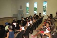 Visitas Técnicas ao CEMAFAUNA mobilizam professores e estudantes